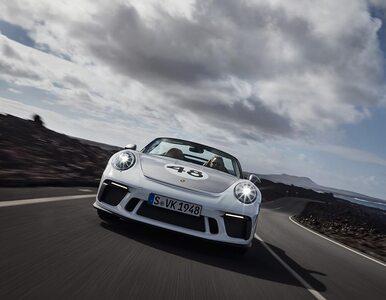 Robert Lewandowski ma nowe auto. To limitowane Porsche za 1,3 mln zł