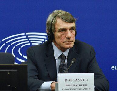 Przewodniczący PE za przesunięciem brexitu. Wyjście z UE w styczniu 2020...