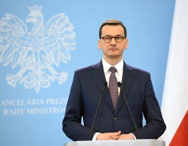 """Morawiecki zaprosił Dulkiewicz na kawę do KPRM. """"Zauważyłem prezydent..."""
