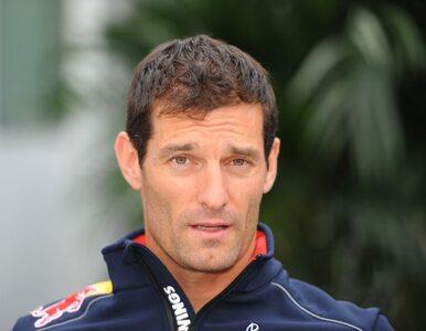 Vettel zepsuje pożegnanie Webbera?