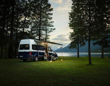 Samochody na majówkę i wakacje. 4 nowe kampery Volkswagena