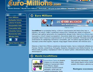 Ktoś może wzbogadzić się jutro o 176 mln euro