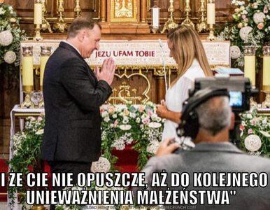 Kolejny ślub kościelny Jacka Kurskiego oburzył internautów. W sieci...
