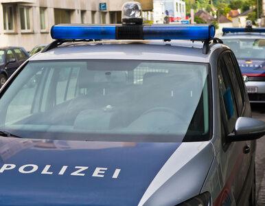 Atak nożownika w Wiedniu. Napastnik ranił przypadkowe osoby