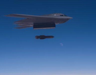 """Jest większa niż """"matka wszystkich bomb"""". Amerykanie pokazują pierwsze..."""