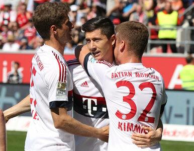 Lewandowski przypieczętował kolejne mistrzostwo Bayernu!