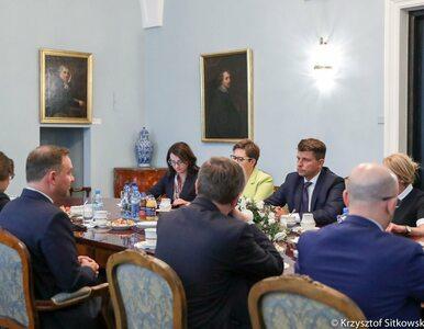 Petru po spotkaniu z prezydentem: Potwierdziły się nasze najgorsze obawy