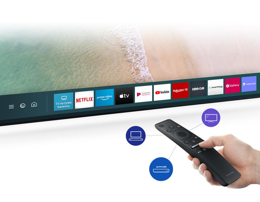 QLED Smart TV
