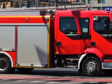 UWAGA! TVN: Oblali strażaka benzyną i podpalili