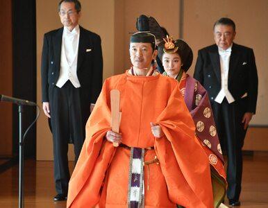 Misterna ceremonia intronizacji cesarza Japonii. Polskę reprezentowała...