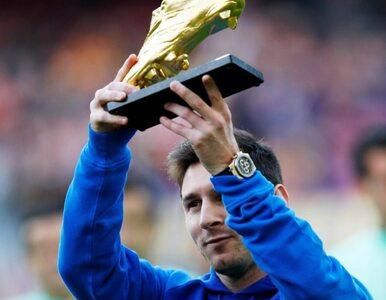 Ronaldo: Złotą Piłkę wygra Messi