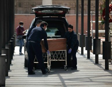 Hiszpania. Krematoria nie nadążają ze spopielaniem zwłok ofiar koronawirusa
