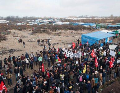 Likwidacja obozowiska imigrantów w Calais. Sprzeciw organizacji...