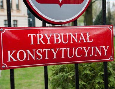Trybunał Konstytucyjny wydał wyrok w sprawie nowelizacji ustawy o TK...