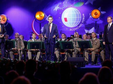 Premier Litwy Człowiekiem Roku Forum Ekonomicznego w Krynicy