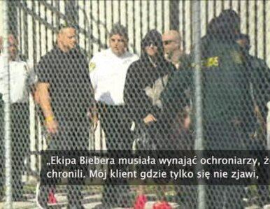 Prawnik Justina Biebera: Mój klient jest ofiarą