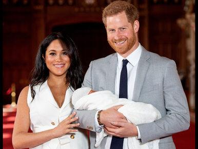 """Imię Archie jest ukłonem księżnej Meghan w stronę jej ojca? """"To było ich..."""