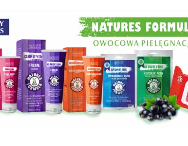 Natures Formula  - owocowa pielęgnacja
