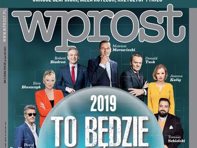 Rozmowy na Nowy Rok. Buzek, Mróz, Błaszczyk i inni. Co jeszcze w nowym...