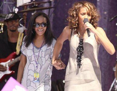 Córka Whitney Houston chce zagrać mamę