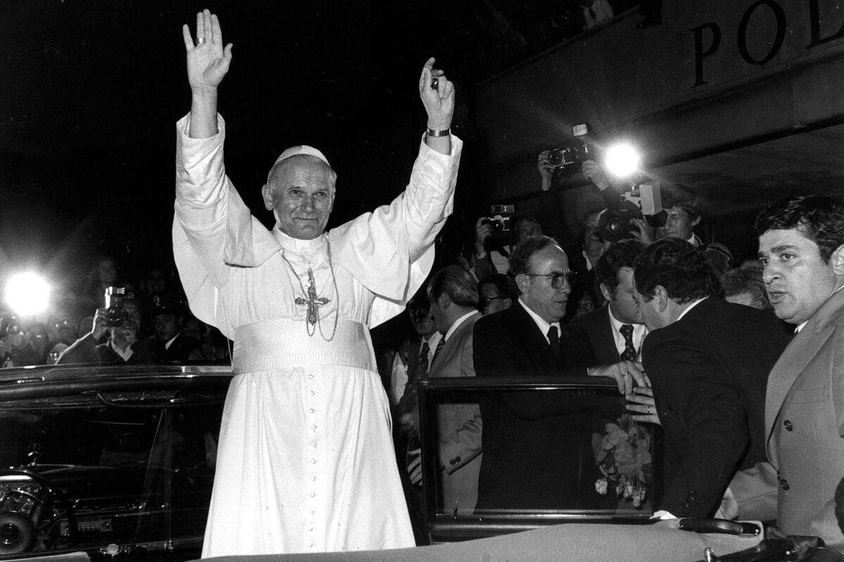 Jan Paweł II w 1978 roku