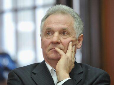"""Zbigniew Bujak wystartuje do PE z ramienia Wiosny. """"Budzi bardzo silne..."""