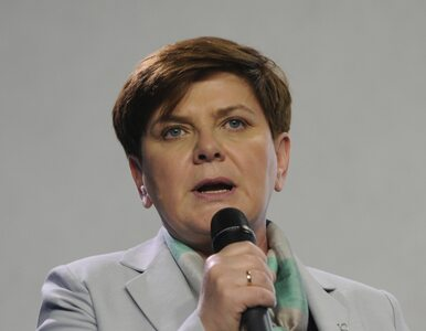 Premier Szydło na spotkaniu Grupy Wyszehradzkiej w Pradze