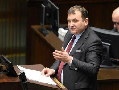Jest kolejny wniosek o uchylenie immunitetu Gawłowskiemu. Żona posła PO...