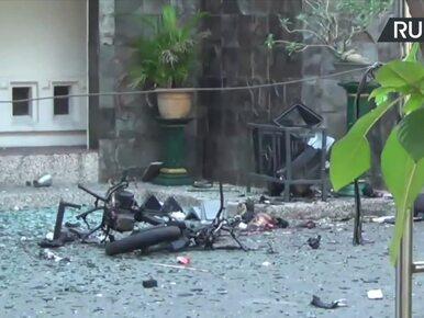 Zamachów na kościoły dokonała rodzina - rodzice i czwórka dzieci od 18...