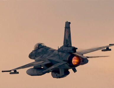 Polskie F-16 brały udział w ćwiczeniach z bronią jądrową