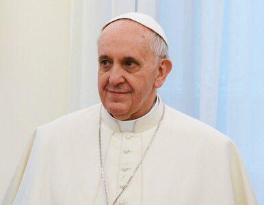 Papież z powodu zdrowia znów odwołał spotkania