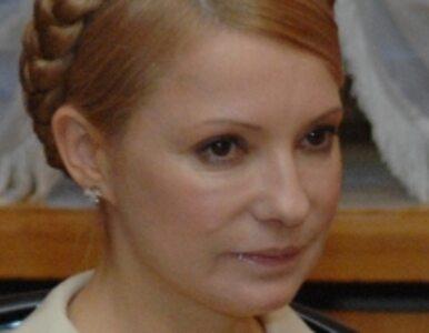 Ukraińska opozycja: władze chcą śmierci Tymoszenko