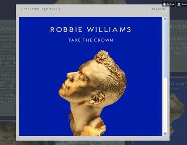 Nowa płyta Robbiego Williamsa w listopadzie