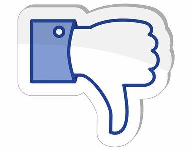 Spadek akcji Facebooka. Ciąg dalszy nastąpił