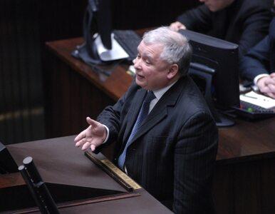 """Kaczyński nie wierzy sondażom. """"Prawdziwe są te, które wskazują na remis"""""""