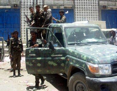 Jemen: Al-Kaida zaatakowana z powietrza