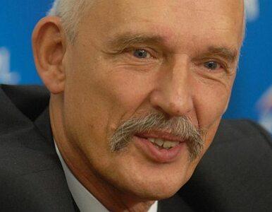Korwin-Mikke pojechał na Krym. Ukraińcy wszczęli śledztwo w jego sprawie
