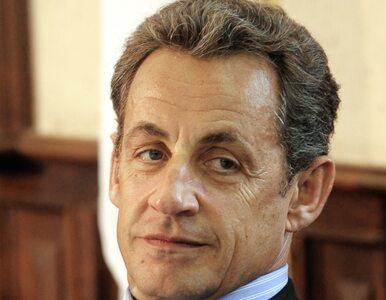 Sarkozy na prezydenta? Wszystko może się wydarzyć