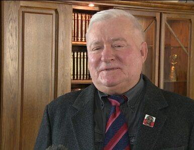 """Lech Wałęsa zgolił wąsy. """"Chcę się równo opalić w Dubaju"""""""