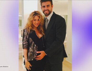 Shakira i Gerard Piqué są już rodzicami 2 chłopców