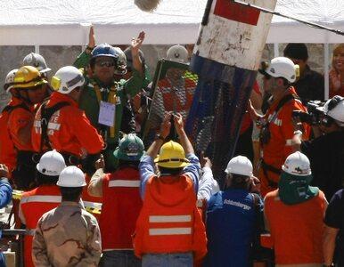 Akcja ratunkowa zakończona. Wszyscy chilijscy górnicy opuścili kopalnię