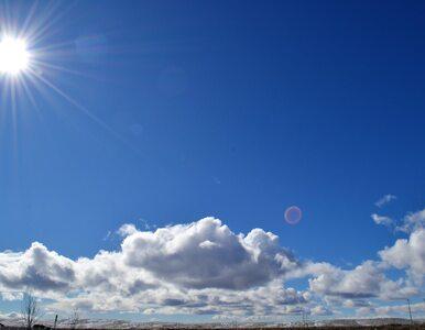 Środa słoneczna i pogodna. Będzie odrobinę cieplej