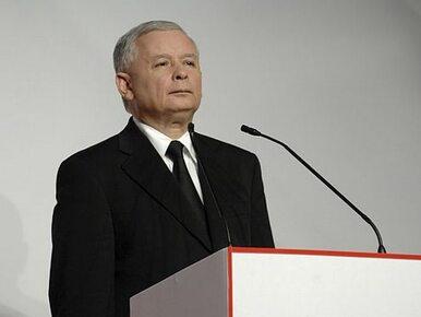 Kaczyński żąda dymisji rządu Tuska