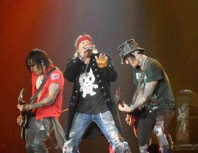 """Czeka nas """"głośna uczta muzyczna"""". Guns N'Roses zagra w Rybniku"""