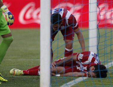 Atletico pędzi po tytuł. Kolejny uraz Diego Costy