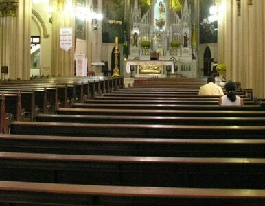 Polak-katolik do kościoła nie chodzi