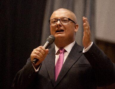 Kamiński: Kaczyński skłamał