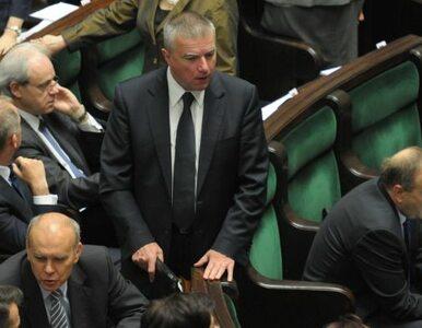 Graś o Niesiołowskim: pewnych barier przekraczać nie można