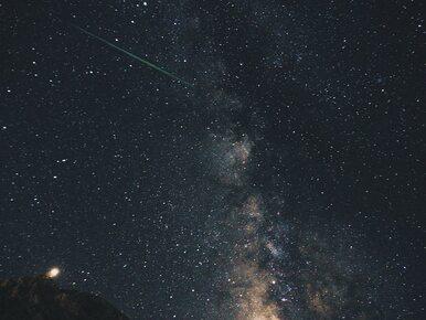 Niezwykły spektakl na niebie. Noc perseidów w obiektywie internautów