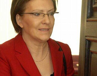"""""""Kopacz deklarowała, że jest kobietą. Nam jest potrzebny dobry premier"""""""